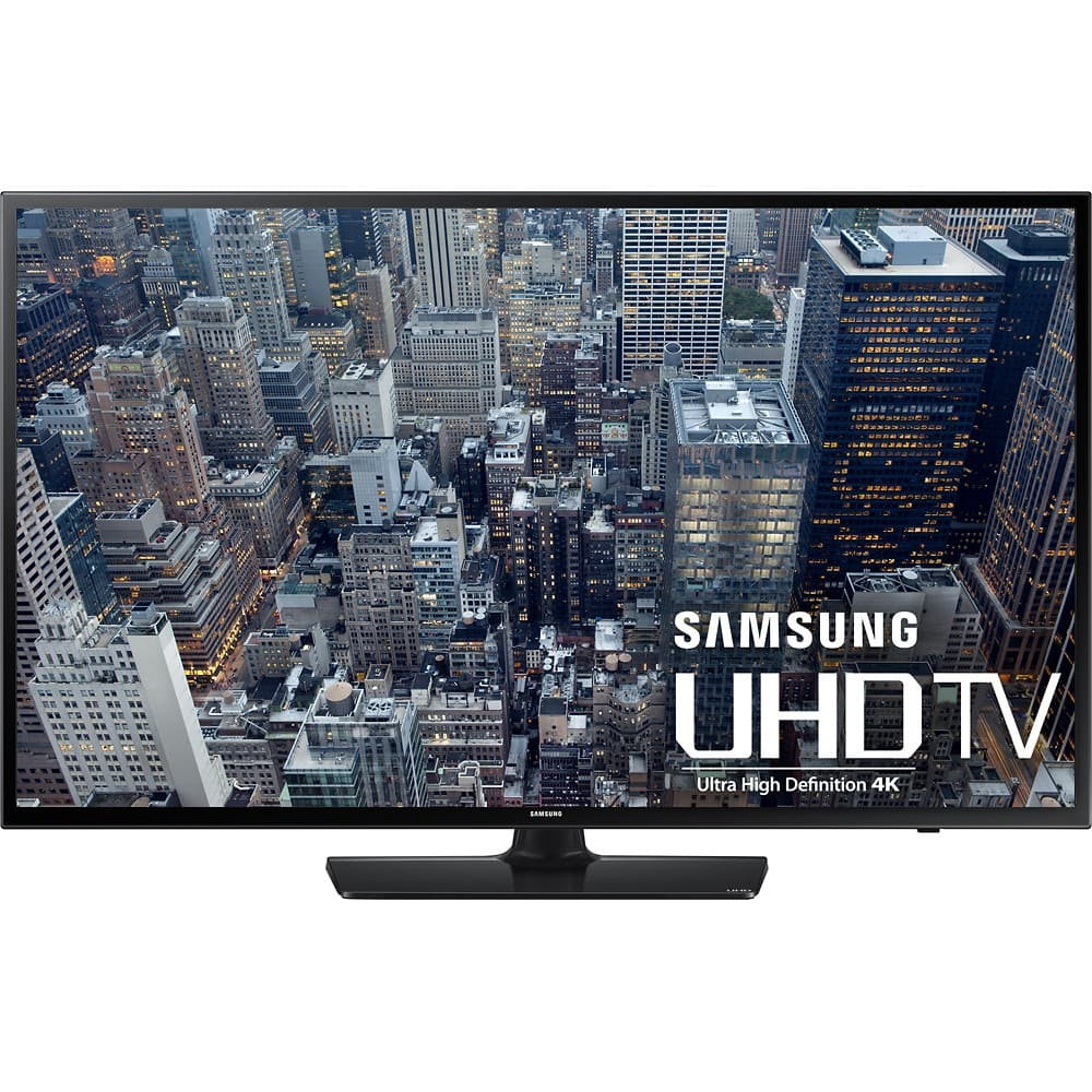 "Samsung - 55"" Class (54.6"" Diag.) - LED - 2160p - Smart - 4K Ultra HD TV - $699.99 - Best Buy"