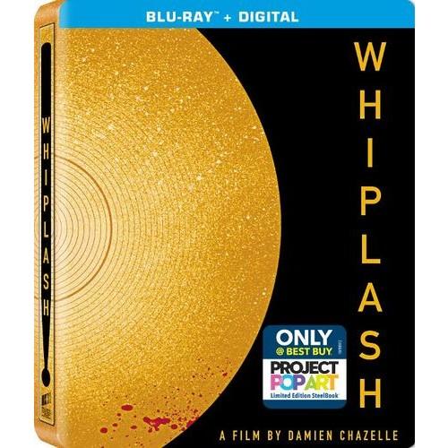 Whiplash [Blu-ray] [Pop Art ] [SteelBook] [Only @ Best Buy] [2014] $ 8.99 $8.99