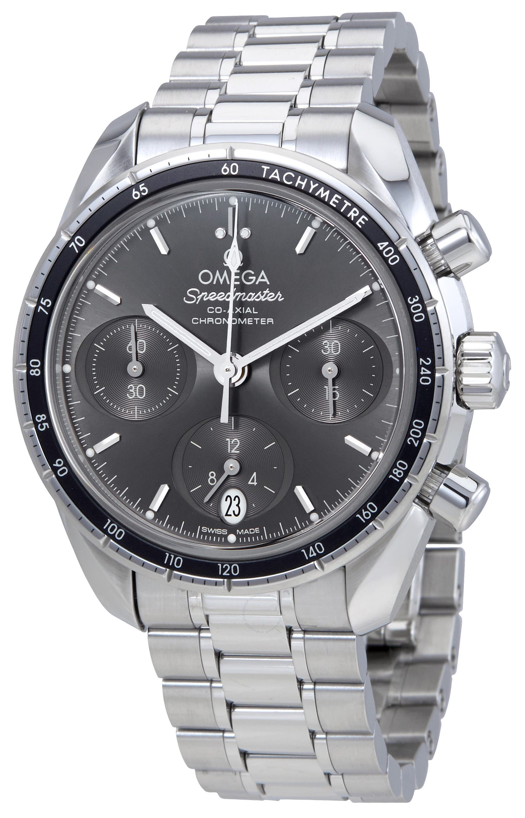Omega Speedmaster Co-Axial Automatic Men's Chronograph Watch for $3400