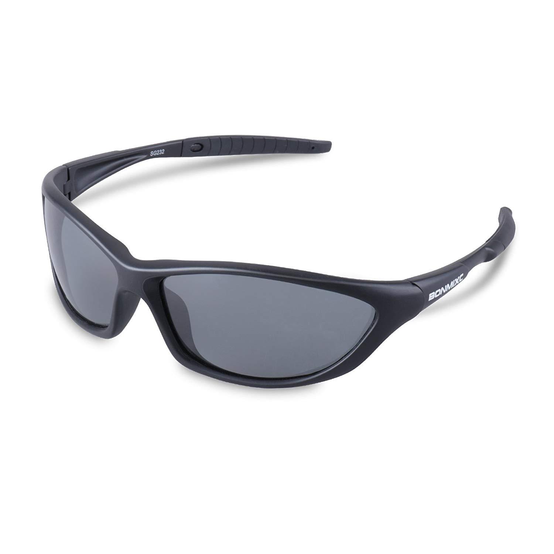 Polarized Sunglasses for Men, Unbreakable Frame & Lens 100% UV400 Blocking & Glare Eliminating $9.99