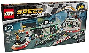 LEGO Speed Champions Mercedes AMG Petronas Formula One(TM) Team (75883) $70 YMMV