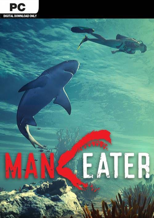 Maneater Pre-order @ CDkeys - $29.59 (PC/Epic Store)