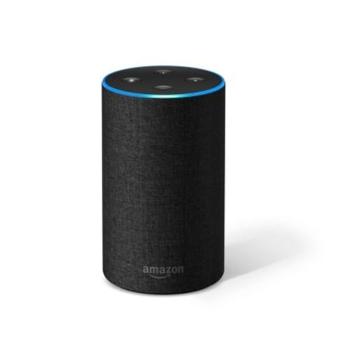 Echo (2nd Generation) with improved sound, powered by Dolby $84.99 free shipping@Amazon