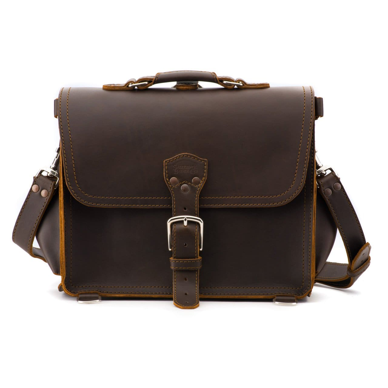 Saddleback Leather store wide sale 11% off backpacks and briefcase $449