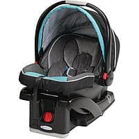 Amazon Deal: Graco SnugRide 35 Click Connect Infant Car Seat, (color Tidal Wave only) $75 (50% off) Free Shipping or Pickup -Walmart