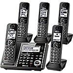 [Staples] Panasonic Link2Cell Bluetooth Enabled Phone KX-TG5855S $69.99 (Reg. $129) FS!