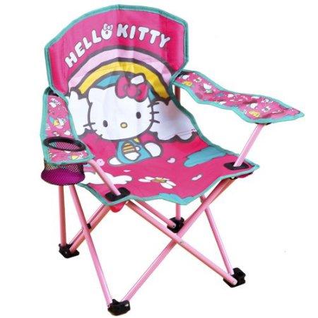 [Walmart] Hello Kitty Kids Folding Chair $9.00. Ships Free/Free In-store Pick up
