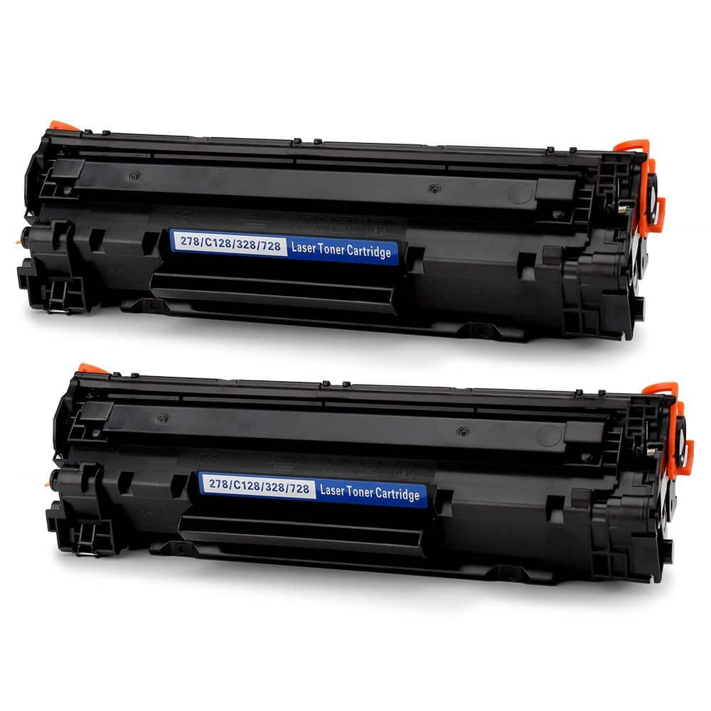 2-Pack Office World Compatible Toner Cartridge Replacement for Canon 128 toner. $8.5 Ships Prime!