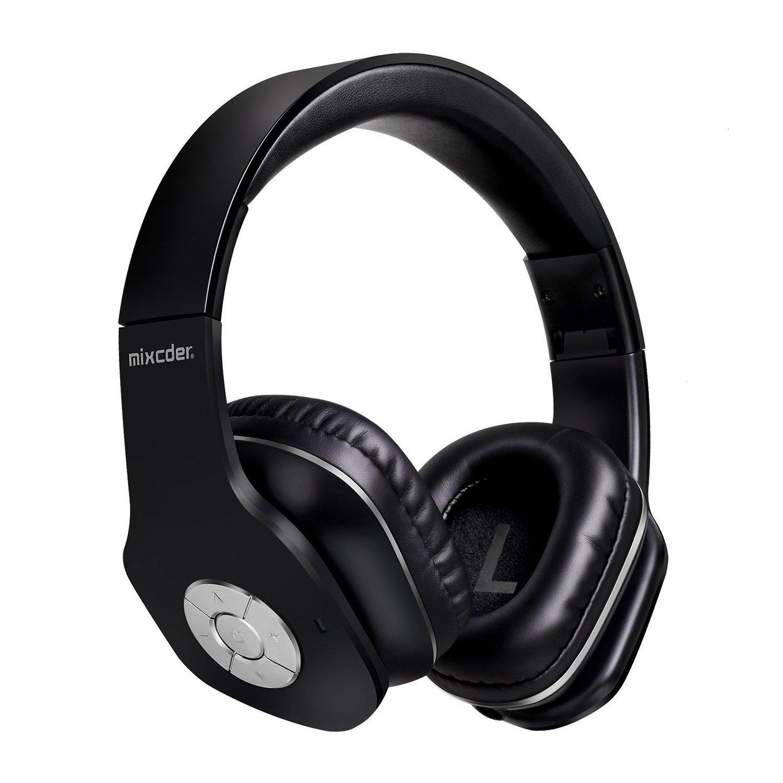 Bluetooth 4.1 On Ear Wireless headphones, Foldable Headsets $9.99