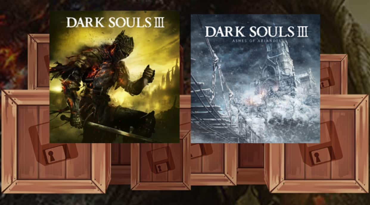 Dark Souls III + Ashes of Ariandel - $12