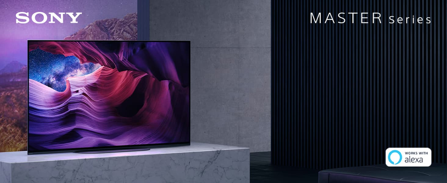 """Sony A9S 48"""" OLED 4k UHD HDTV - $1298 at Amazon."""