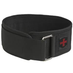 "Harbinger 4"" Nylon Weight Lifting Belt  $ 15.49 @Ebay $15.49"