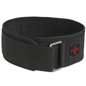 "Harbinger 4"" Nylon Weight Lifting Belt  $ 15.49 @Ebay $15.49"