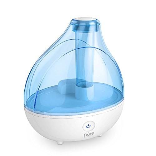 MistAire Ultrasonic Cool Mist Humidifier $ 33.99 on Amazon $33.99