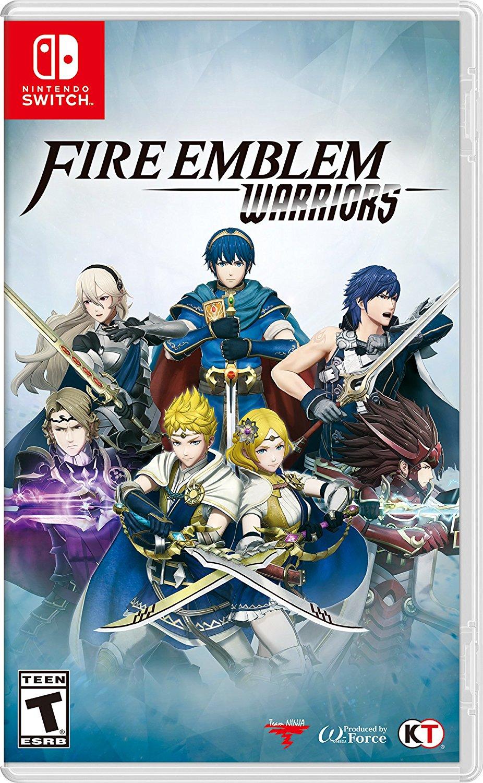 Fire Emblem Warriors - Nintendo Switch $40.82