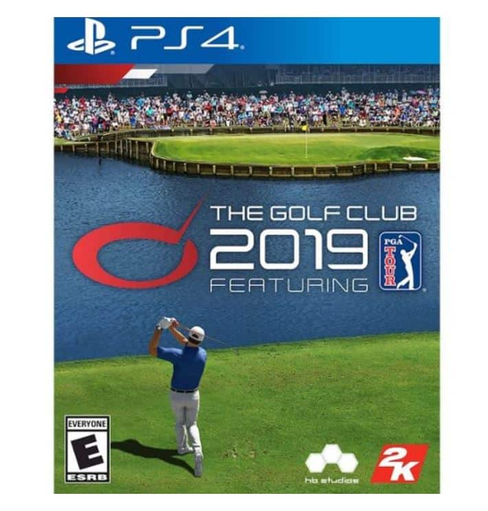The Golf Club 2019 Featuring PGA Tour - PS4 and Xbox One - $12.99