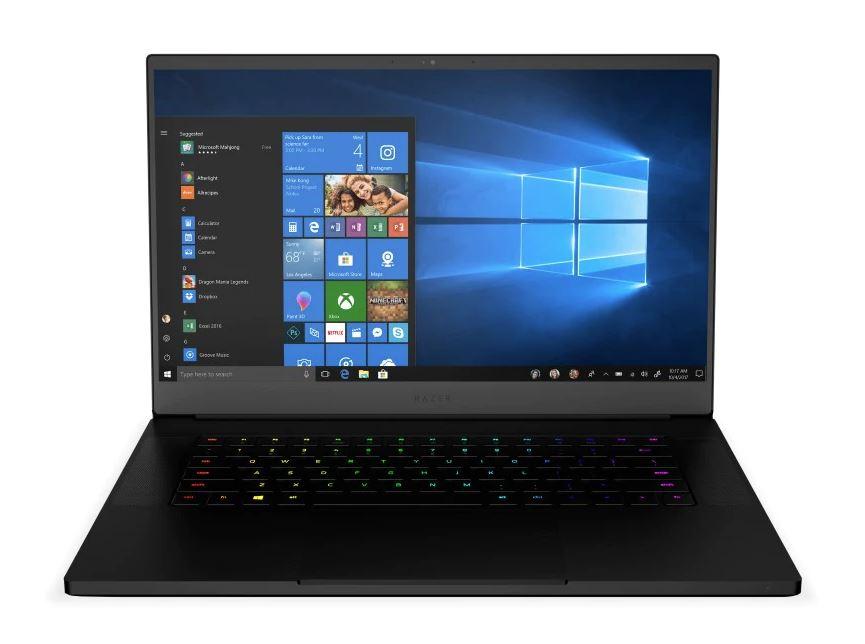 "Razer Blade - 15.6"" 144Hz Full HD GTX 1070 Max-Q Gaming Laptop 512GB SSD + 16GB RAM $1599 w/ free shipping & returns - Microsoft Store"