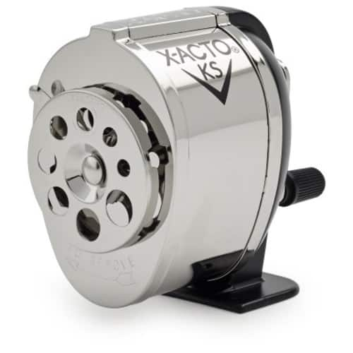 X-ACTO Ranger 55 Manual Pencil Sharpener $ 7.91 free shipping $7.91