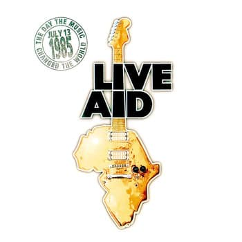 Live Aid (1985) M4A/AAC, MP3 (4 'disc'/ DURATION:7:53:51) $8.99