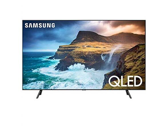 Samsung Q7D QLED Smart 4K Ultra High Definition UHD TV (3840 x 2160) 65 inch $920 (Refurb)