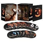 Halloween: The Complete Collection (Limited Deluxe Edition) [Blu-ray] $84.99