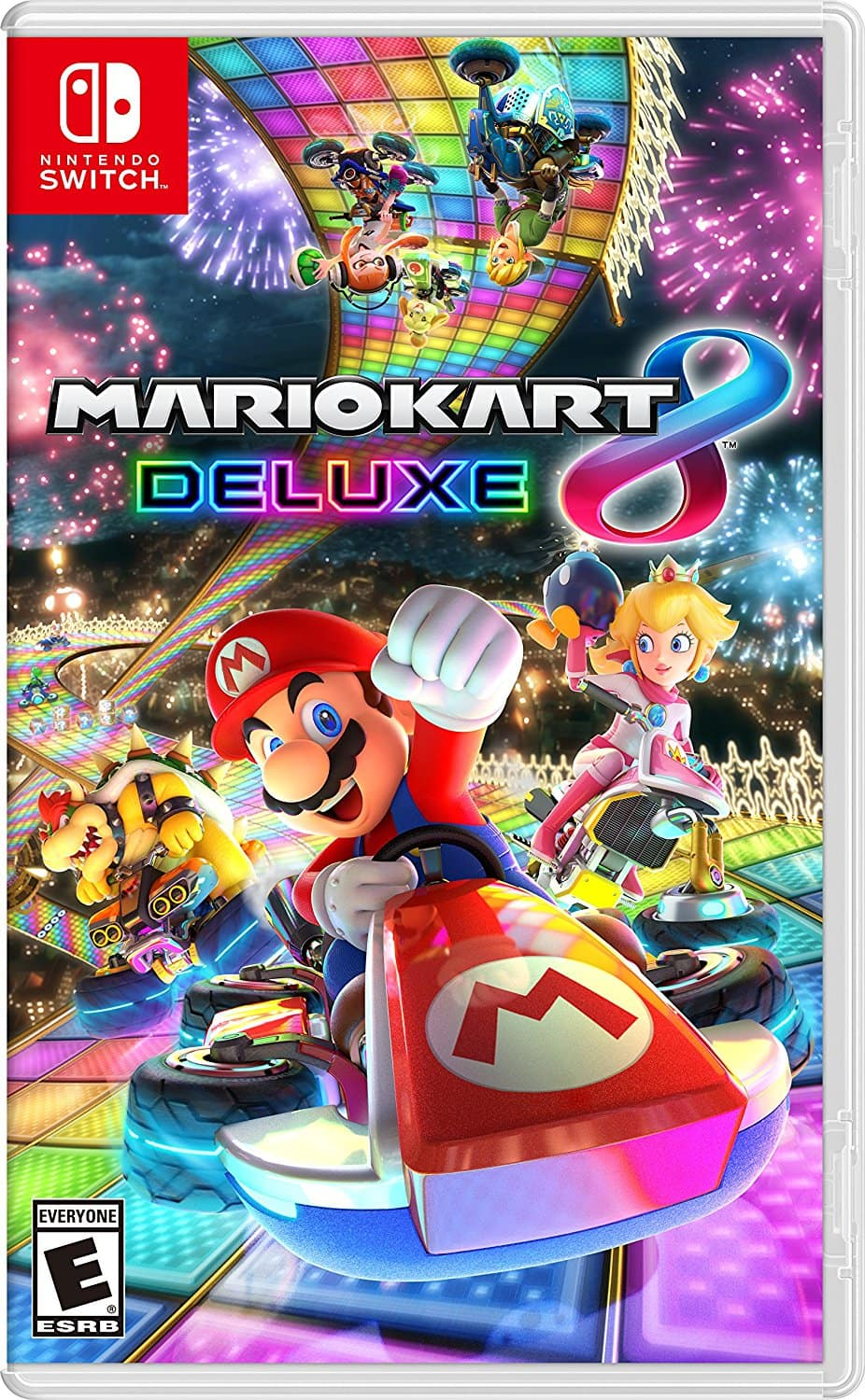 Many Nintendo Switch games on sale - many with free shipping on Amazon
