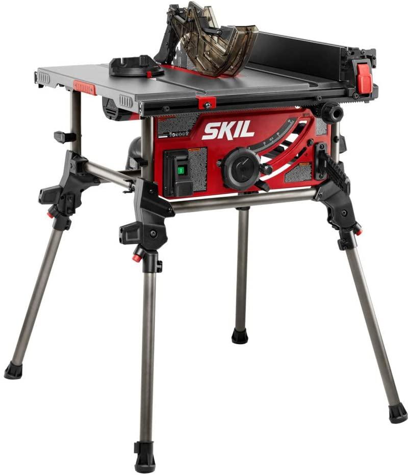 SKIL 15 Amp 10 Inch Table Saw - TS6307-00 $299 at Amazon
