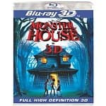 Monster House: 3D (Blu-ray) (Widescreen) for $10.08 with FREE SHIPPING @ Amazon