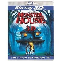 Amazon Deal: Monster House: 3D (Blu-ray) (Widescreen) for $10.08 with FREE SHIPPING @ Amazon