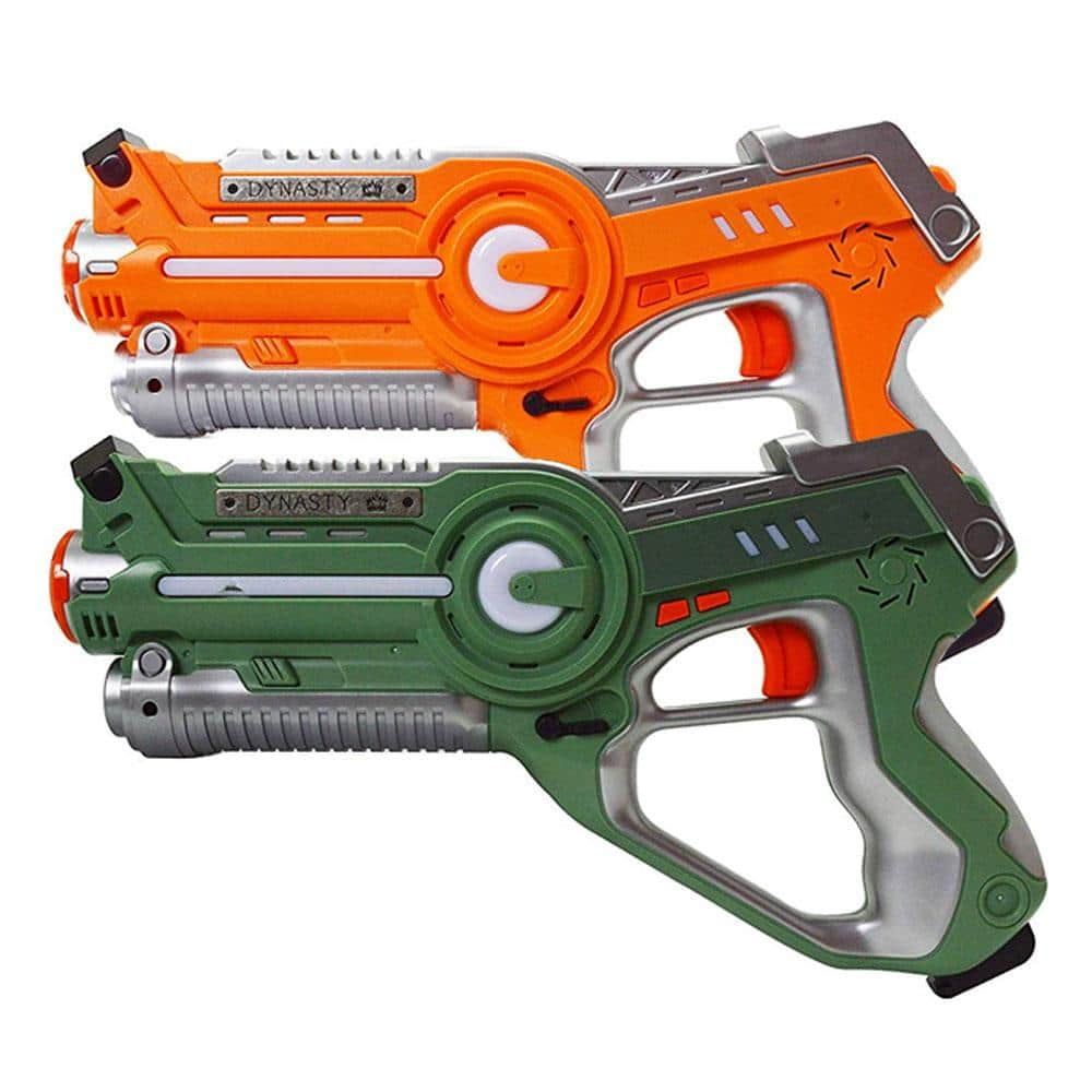 $10 for $60 worth of Laser Tag Guns, Board Games, Toys and more