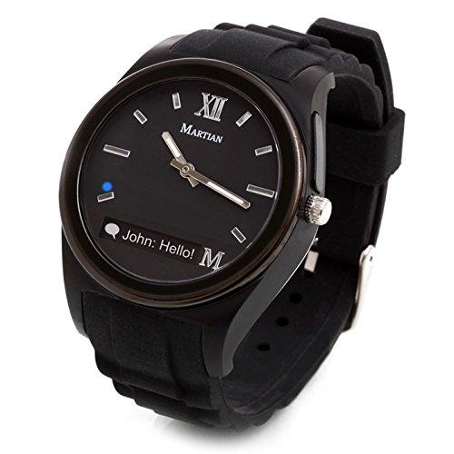 Smart watch Martian Notifier Watch - Black $17.08 store pick up RC Willey