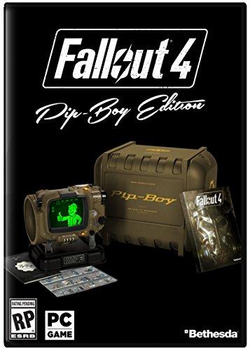 Fallout 4 - Pip-Boy Edition - PC Edition- $119.99 - amazon