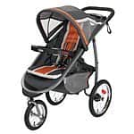 Graco FastAction Fold Jogger Click Connect Stroller, Tangerine $95.20 ac / fs @ amazon
