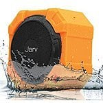 Jarv X96 Rugged Indoor / Outdoor 5 Watt Bluetooth Portable Speaker with X BASS Passive Sub, ... , with up to 5 hours of Play time $21.99 sss eligible @ amazon / LDs!