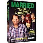 Married With Children - The Complete Series / DVD $29.99 sss eligible @ amazon / Pre-order!