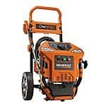 Generac 6602 OneWash 4-In-1 PowerDial 3,100 PSI 2.8 GPM 212cc OHV Gas Powered Residential Pressure Washer $314.99 fs @ amazon