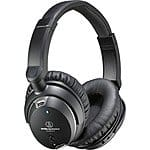 Audio-Technica ATH-ANC9 QuietPoint Noise-Cancelling Headphones $149 fs @ bd or amazon