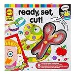 ALEX Toys Little Hands Ready, Set, Cut $3.98 add on item @ amazon