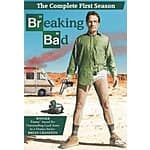 Breaking Bad: Season 1 / DVD $5.00 sss eligible @ amazon