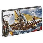 Mega Bloks Assassin's Creed Gunboat Takeover $16.79 sss eligible @ amazon