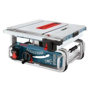 Bosch GTS1031 10-Inch Portable Jobsite Table Saw $289.49 fs @ amazon / w/$25 off $100 promo / lightning deals!