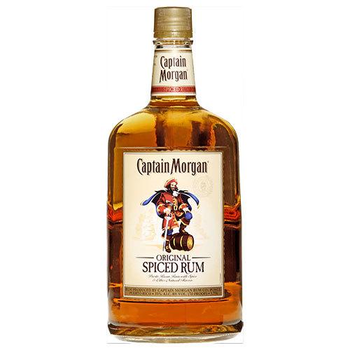 Captain Morgan Spiced Rum 1.75 L w/200ml bonus $13.99 ar ($8) @ costco B&M