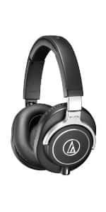 Audio-Technica ATH-M40x Professional Studio Monitor Headphones $79.00 fs @ amazon / LDs!