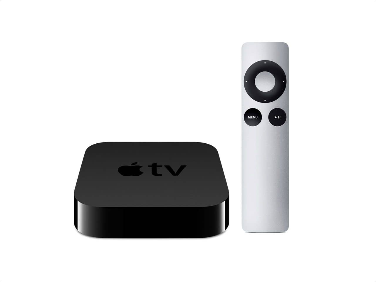 Refurbished: Apple TV MD199LL/A 3rd Gen 1080p HD Media Streamer $39.99 fs @ NF
