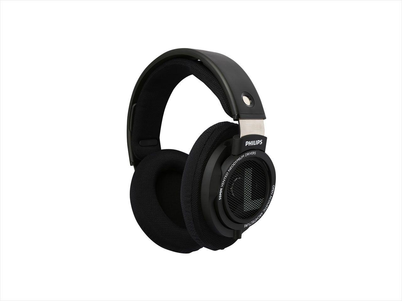 Philips SHP9500 Over-Ear Headphones-Black $59.99 fs @ nf