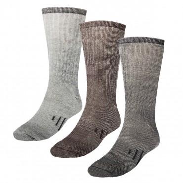 3pk Men's & Women's Thermal Insulated Socks - 80% Merino Wool $11.90 ac / fs @ DG
