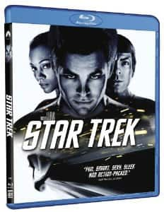 Star Trek (Blu-Ray) $4