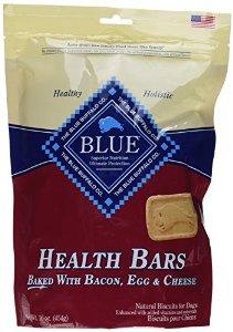 Blue Buffalo Health Bar Treats / 16ox / Flavor Name: Bacon Egg & Cheese $2.96 fs @ amazon