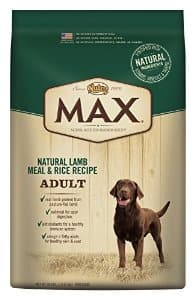 NUTRO MAX Dry Dog Food 30lbs $28.99 sss eligible @ amazon / OOS but orderable! / Usually ships within 3 to 5 weeks.