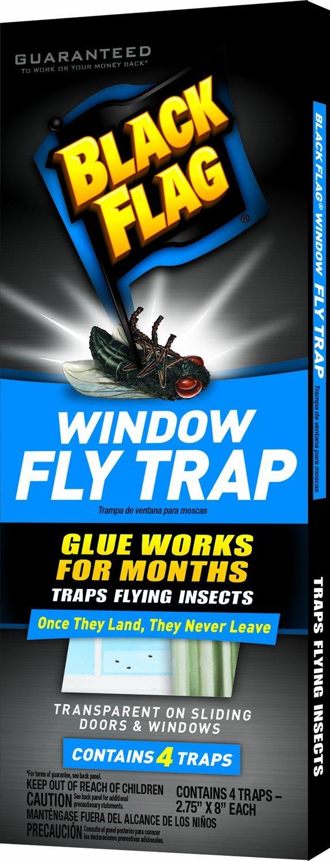 Black Flag 11018 Window Fly Trap $1.97 sss eligible @ amazon